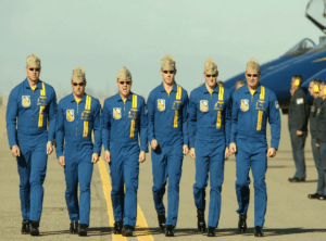 Foley Blue Angels